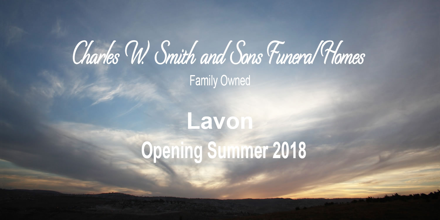 Charles W. Smith and Eastgate Funeral Home - Lavon