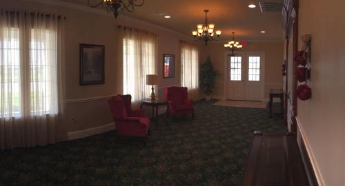 Chapel Room Entrance